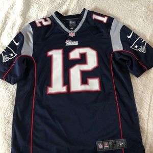 Brady Patriots Jersey